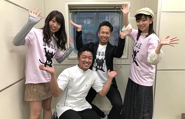 2018年5月23日 KBCラジオ Buzz!!LinQ に出演しました